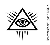 All Seeing Eye Of God   The Ey...