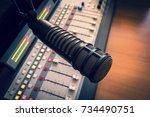 Radio Studio  Professional...