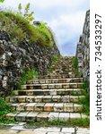 steps | Shutterstock . vector #734533297