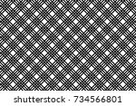 square   geometric abstract... | Shutterstock .eps vector #734566801
