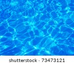 Beautiful Clear Pool Water...
