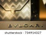milan  italy   september 24 ... | Shutterstock . vector #734914327