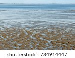 National Park Wattenmeer At Lo...