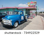 kingman  arizona   june 20 ... | Shutterstock . vector #734922529