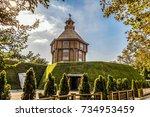 belgorod  russia   september 29 ...   Shutterstock . vector #734953459