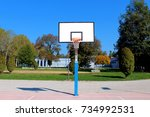 Basketball Structure In An...