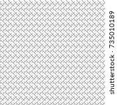 geometric abstract. herringbone ...   Shutterstock .eps vector #735010189