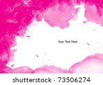 abstract watercolor background | Shutterstock . vector #73506274