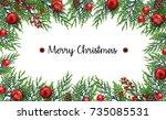 vector illustration of...   Shutterstock .eps vector #735085531