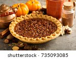Traditional Pecan Pie  Fall...