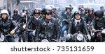 stockholm  sweden   sept 02 ...   Shutterstock . vector #735131659