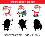 game for children  find the... | Shutterstock .eps vector #735211429