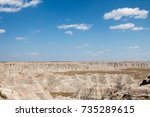 Expansive Sky And Landscape Of...