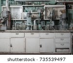 Old Chemical Laboratory With...