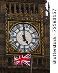 The Union Jack And Big Ben ...