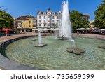 plovdiv  bulgaria   september 1 ...   Shutterstock . vector #735659599