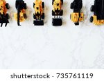 construction composition....   Shutterstock . vector #735761119