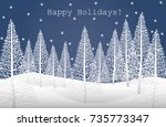 vector illustration of... | Shutterstock .eps vector #735773347