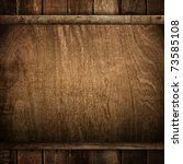 old wood background | Shutterstock . vector #73585108