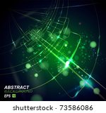 vector circuit board | Shutterstock .eps vector #73586086