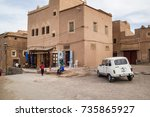 Ouarzazate  Morocco   May 8 ...
