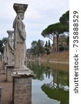 Small photo of Villa Adriana, Tivoli