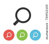 search vector icon. design...