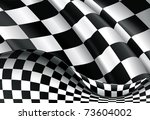 racing background  bitmap copy | Shutterstock . vector #73604002
