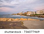 haifa  israel   october 16 ... | Shutterstock . vector #736077469