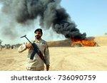 peshawar  pakistan   oct 16 ...   Shutterstock . vector #736090759