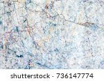 colorful marble texture... | Shutterstock . vector #736147774