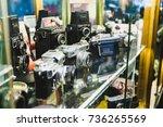ukraine  dnepropetrovsk  ...   Shutterstock . vector #736265569