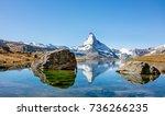 Matterhorn Peak Reflected In...