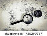 vinnitsa  ukraine   june 25  ... | Shutterstock . vector #736290367