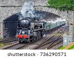 Steam Locomotive Eddystone...