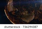 Earth Global Connectivity....