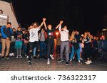 minsk  belarus.september 23... | Shutterstock . vector #736322317