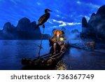 Fisherman Of Guilin  Li River...
