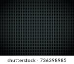 metal template background | Shutterstock .eps vector #736398985