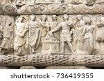 thessaloniki  greece  ...   Shutterstock . vector #736419355