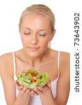 healthy food | Shutterstock . vector #73643902