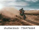 motocross   Shutterstock . vector #736476664