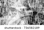 computer software programming... | Shutterstock . vector #736582189