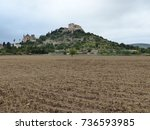 majorca   churches   picture... | Shutterstock . vector #736593985