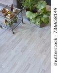 modern interior detail...   Shutterstock . vector #736658149