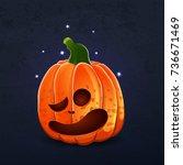 vector color illustration of... | Shutterstock .eps vector #736671469