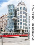 Dancing House Or Fred And...