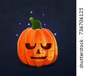 vector color illustration of... | Shutterstock .eps vector #736706125