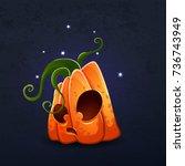 vector color illustration of... | Shutterstock .eps vector #736743949