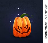 vector color illustration of... | Shutterstock .eps vector #736784959